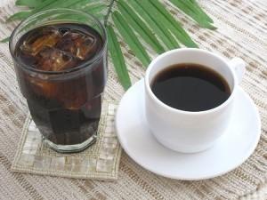 コーヒー(HOT/ICE)¥100
